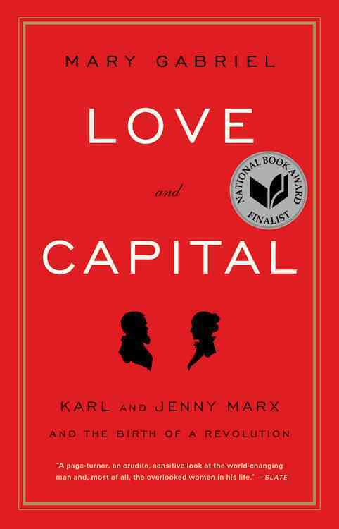 Love and Capital By Gabriel, Mary