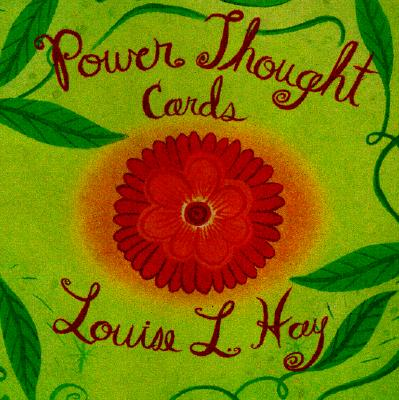 Power Thought Cards By Hay, Louise L.